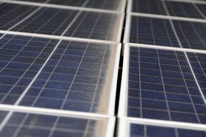 太陽光(ソーラーパネル)清掃